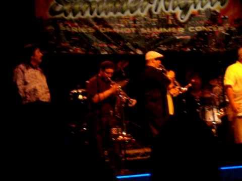 Malo—Suavecito—Live @ The Greek Theatre in Los Angeles 2008-05-24