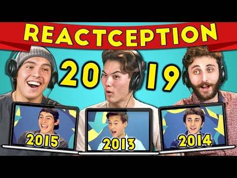 College Kids React To THEIR FIRST EPISODE Of Teens React (Seth, Alberto, Daniel) | Reactception