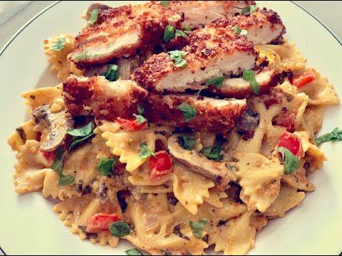 Cheesecake Factory CopyCat Recipe : Louisiana Chicken Pasta