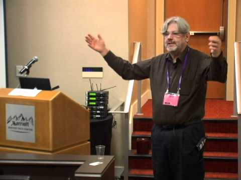 RMAF11: Loudspeaker Measurements Explained, John Atkinson, Stereophile Editor