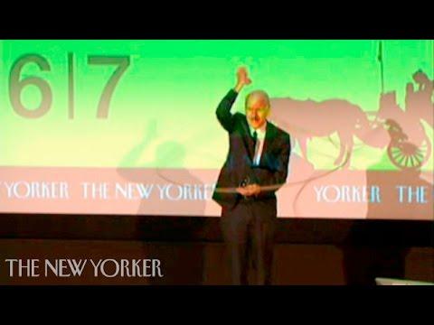 Steve Martin on standup comedy The New Yorker Festival