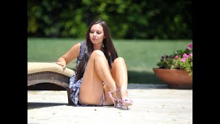 Girls With Beautiful Legs Best Selection #3 !!!