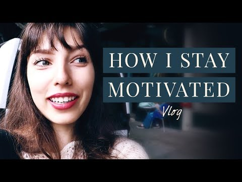 How To Stay Motivated | Life Of Luba