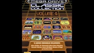 Unboxing - Sega Mega Drive Classic Collection Vol.4 : Pc - By Snapdragon.