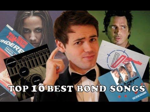 Top 10 Best Bond Songs