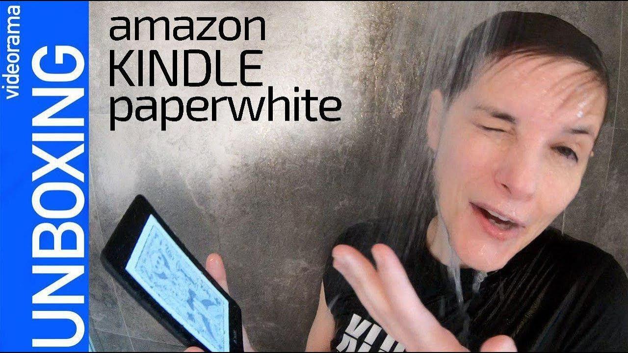Kindle Paperwhite Akku Leer