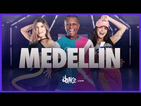 Medellín - Madonna, Maluma | FitDance Life (Coreografía Oficial)