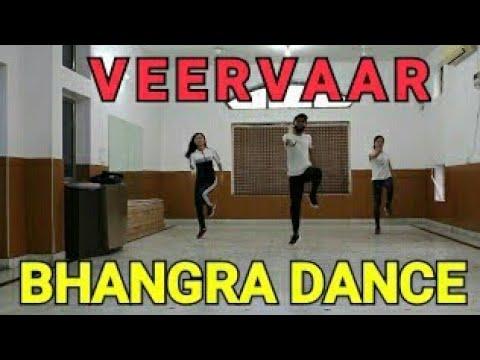 Veer vaar diljit dosanjhsong Bhangra Dance choreographedby Arvin
