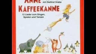 Fredrik Vahle - Wem gibt der Elefant die Hand (Anne Kaffeekanne)