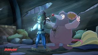 Jake and the Never Land Pirates - The Tale of Ratsputin - Official Disney Junior UK HD