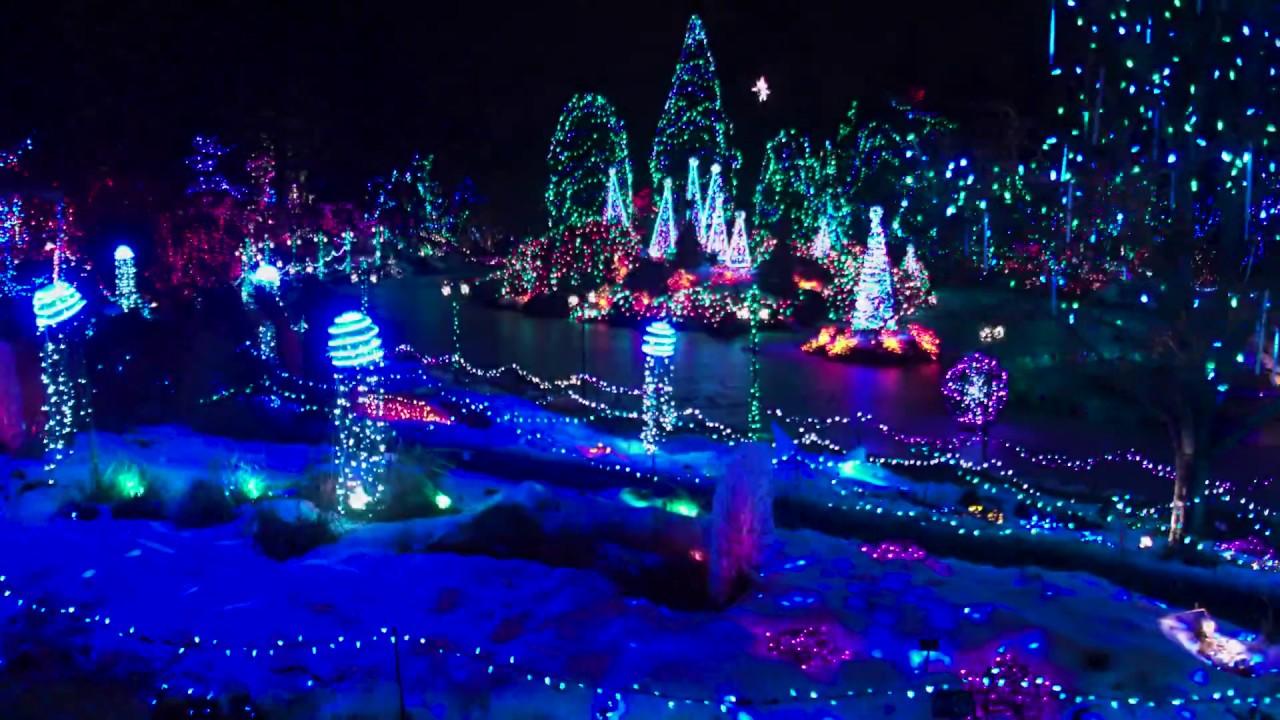 maxresdefault - Van Dusen Gardens Christmas Lights 2019