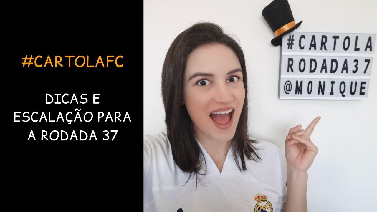 Dicas #RODADA37 do CartolaFC - Tá acabando!