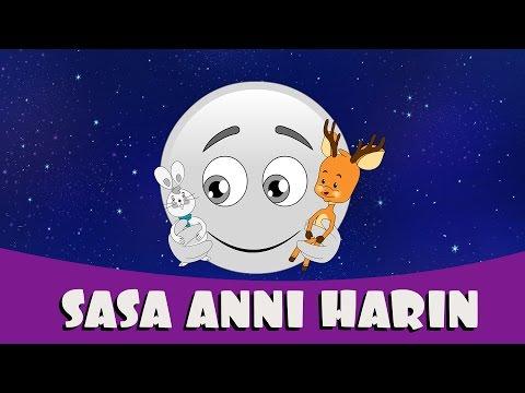 Sasa Anni Harin | Marathi Story for Children (Marathi Goshti) | Marathi Kids Stories