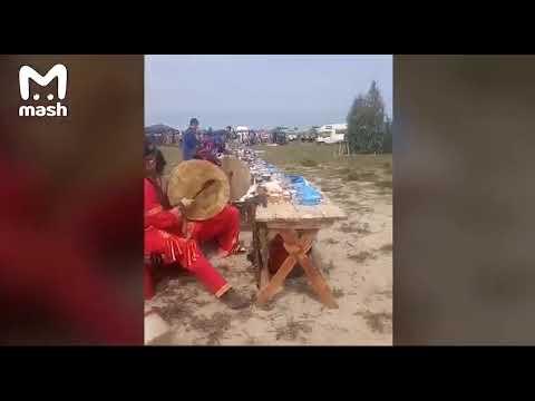ПН TV: В Сибири собрали колдунов, чтобы вызвать дождь и потушить пожары в Тайге