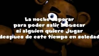 Five nights at Freddy's karaoke de la canción