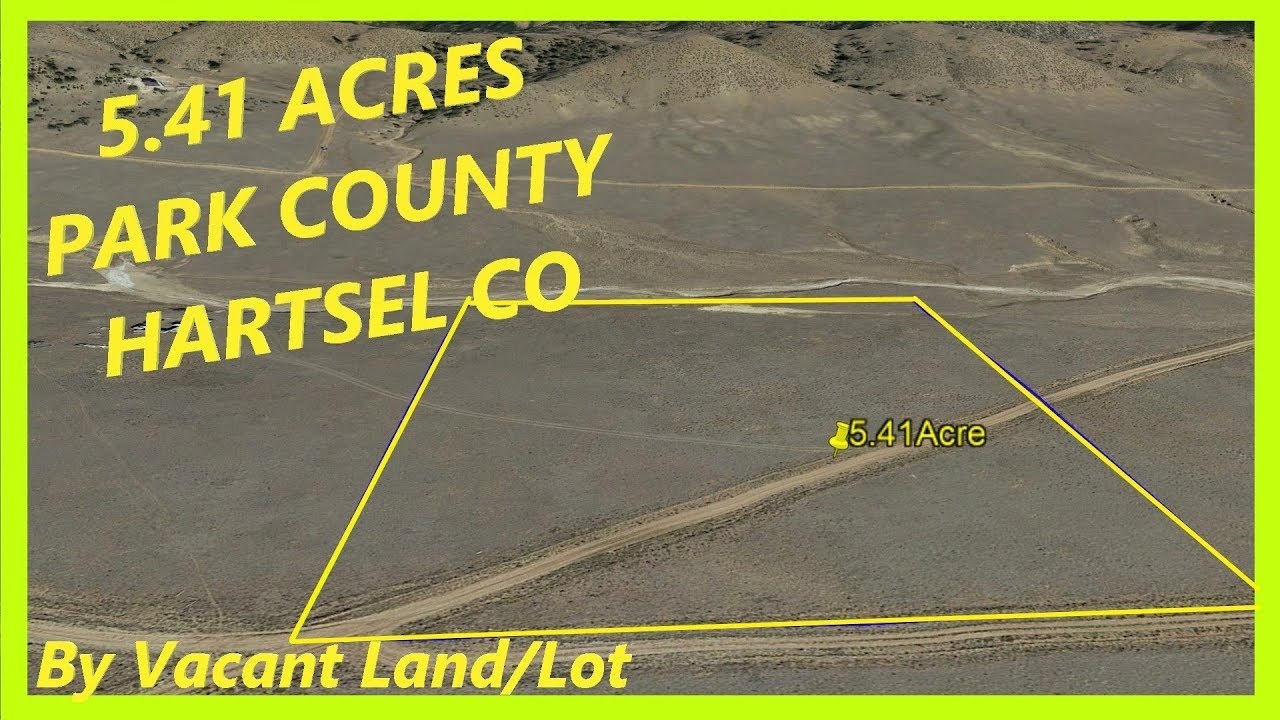 Land for sale in Hartsel CO - 5.41 Acres in Hartsel, Park county, Colorado