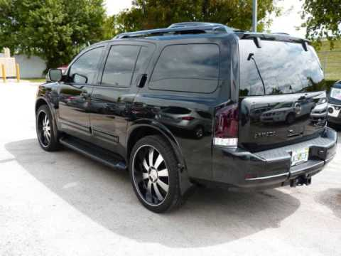 Mc Design Whips 2010 Nissan Armada Platinum Cas Edition