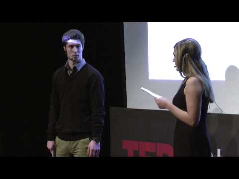 Turning the internet upside down: Washington College Student Innovation Team at TEDxChesterRiver