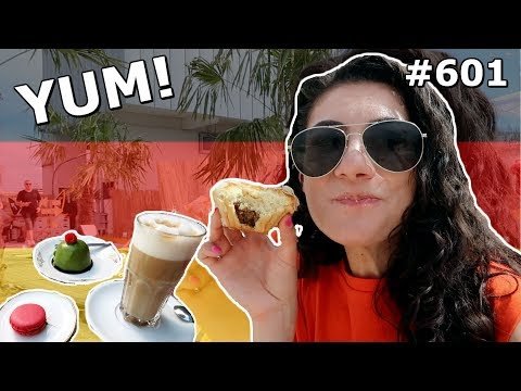 GERMAN BAKERY FOOD PORN COLOGNE GERMANY DAY 601| TRAVEL VLOG IV
