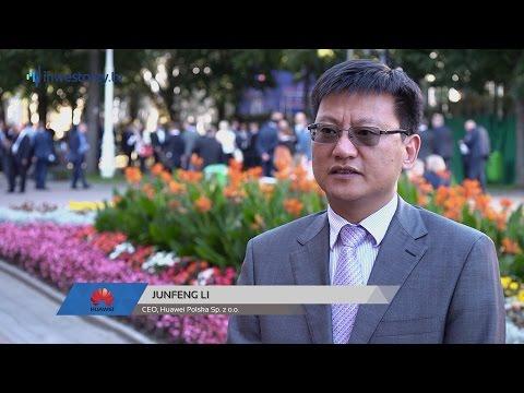 Huawei Polska Sp. z o.o., Junfeng Li - CEO, #171 ZE SPÓŁEK