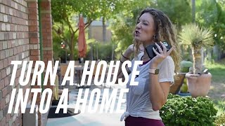 Reconfigure a Brick House into a HOME | Morgan Hawes