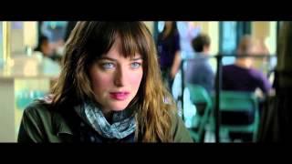 """Эксклюзив: Закулисье фильма """"50 оттенков серого"""". Секреты макияжа"""