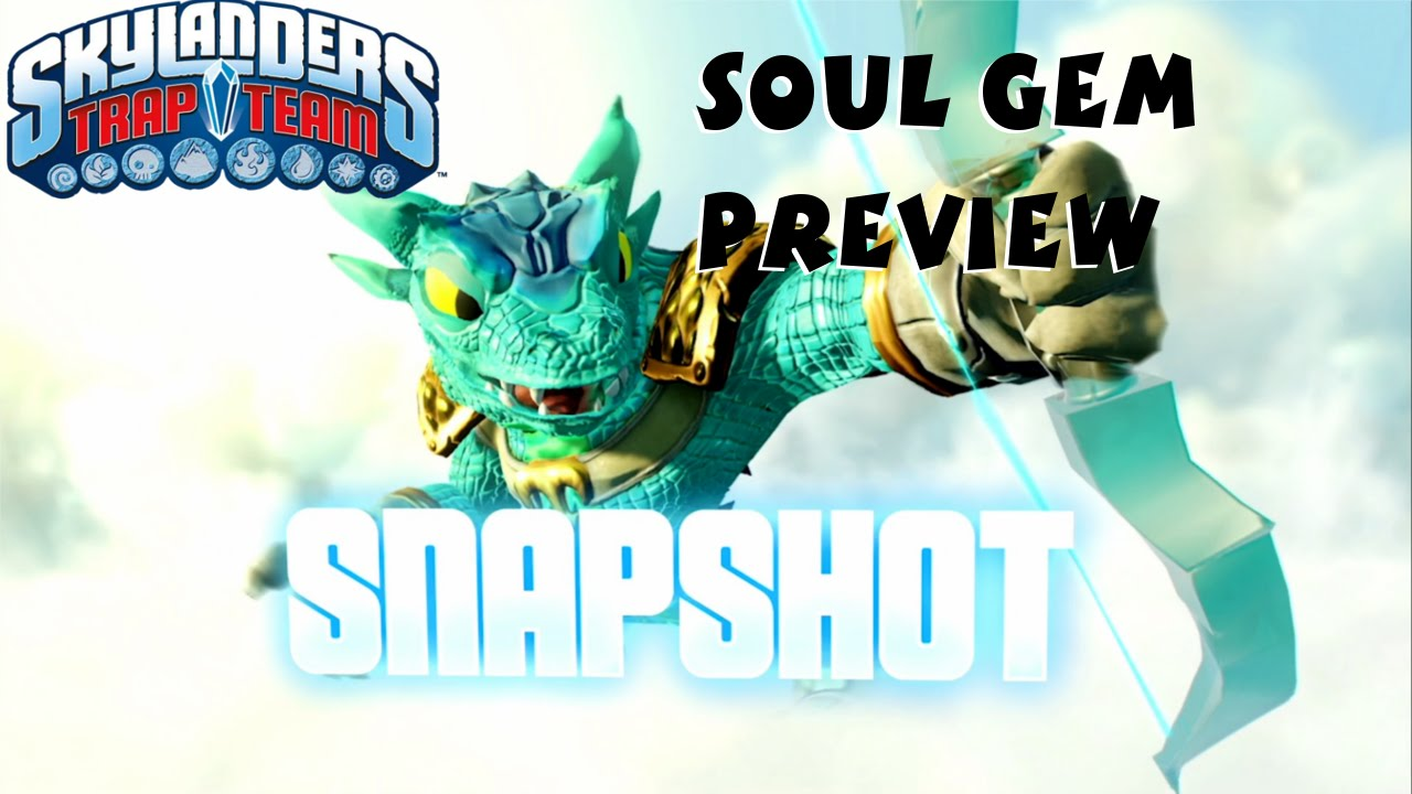 Snapshot Soul Gem Preview and Location - Skylanders Trap ...