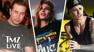 Justin Bieber Got Hailey's Father's Approval Before Proposing | TMZ Live
