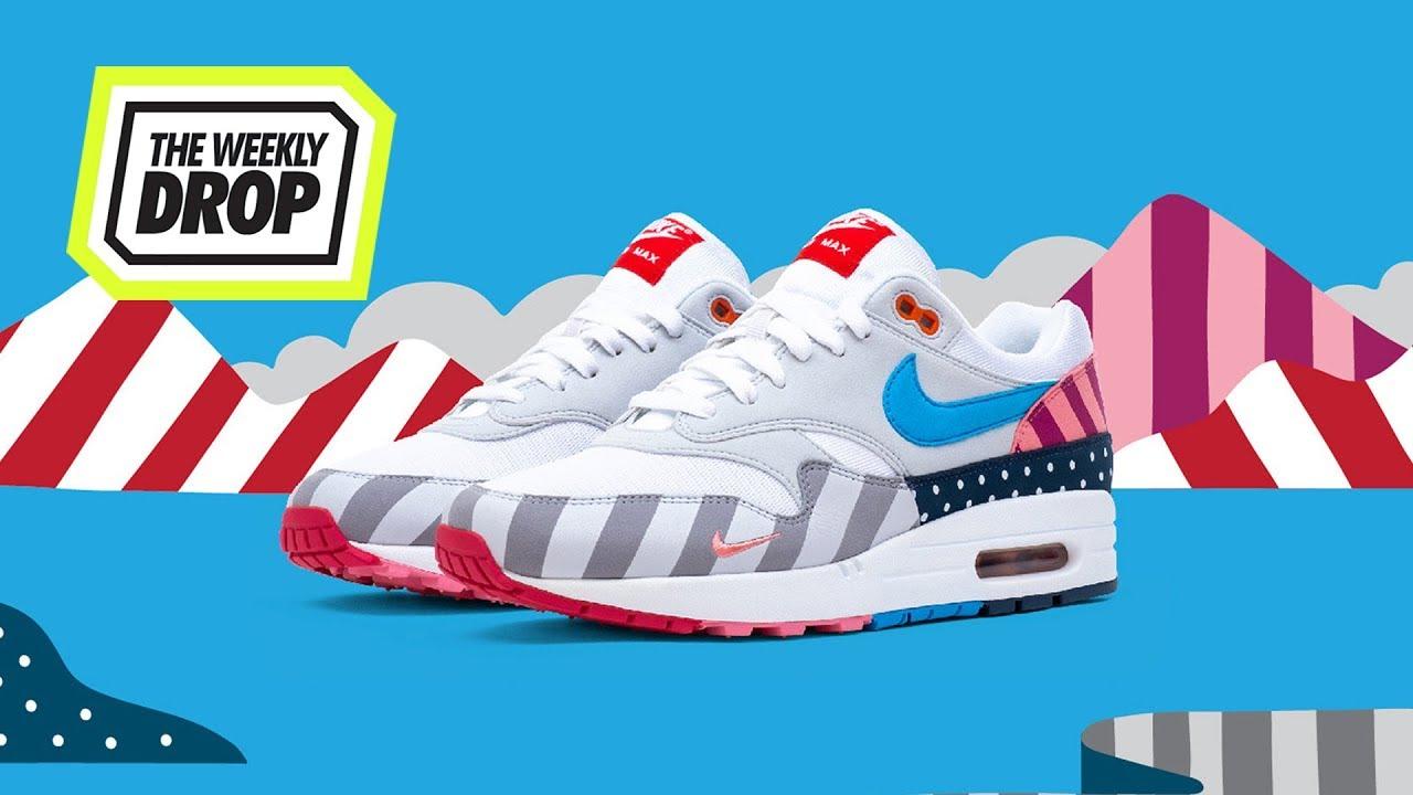 new concept 6b4d5 4502b Parra x Nike Air Max 1 Australian Sneaker Release Info  The Weekly Drop