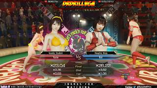 Yakuza Zero Catfight Club mini Game Gameplay