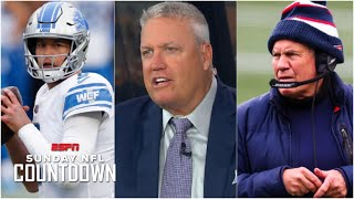 Rex Ryan: No one went to New England for Bill Belichick, just for Tom Brady | NFL Countdown