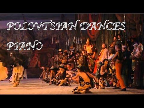 Polovtsian Dances (Prince Igor) Piano Cover | Loise
