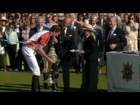 Coronation Cup 2012 - HRH The Duke of Edinburgh