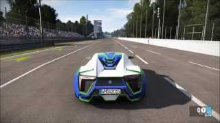 W Motors Lykan Hypersport - Project CARS - Test Drive Gameplay (PC HD) [1080p]