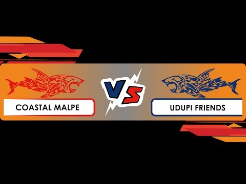 Real Fighters Trophy | Match 06 | Coastal Malpe Vs Udupi Friends