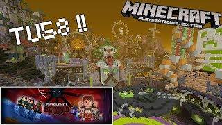 Mise à Jour Minecraft PS4/PS3/XBOX 360 TU58 !!