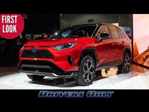 2021 Toyota RAV4 Prime - First Look at The Best RAV4 Ever