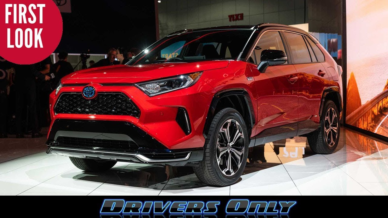 2021 Toyota RAV4 Prime - First Look at The Best RAV4 Ever ...