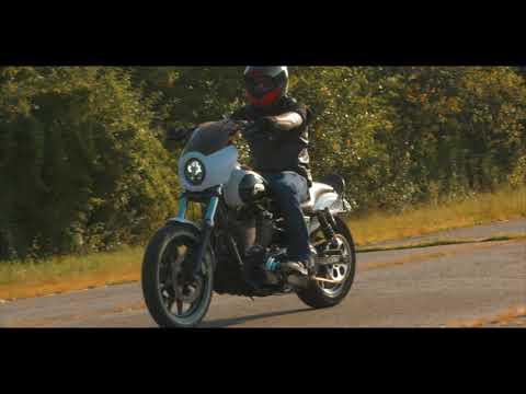 Stuntin Aint Easy on a Harley
