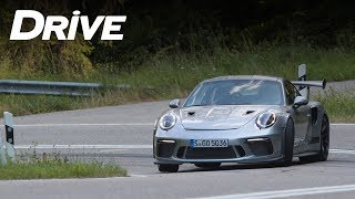 Porsche 911 GT3 RS by DRIVE Magazine [English subs]
