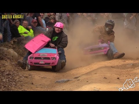 EXTREME BARBIE JEEP RACING  at RBD