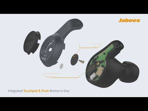 Firefly 2 Touch – Control with Touchpad + Push Button – Easier to Use!