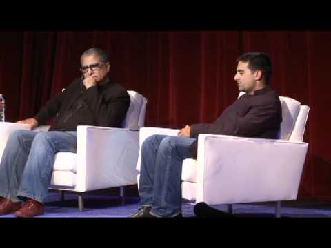 Walking Wisdom: An Evening with Gotham and Deepak Chopra at USC