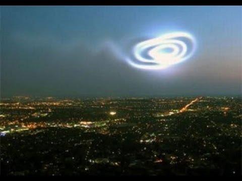 Эти мистические кадры повергли весь интернет в ШОК!!! НЛО UFO