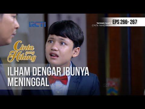 CINTA YANG HILANG   Ilham Tak Nyangka Dapat Kabar Buruk 14 NOVEMBER 2018
