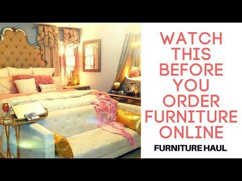 ✨Huge Bedroom  Room Furniture Haul/ Wayfair ,TJmaxx, At Home Store