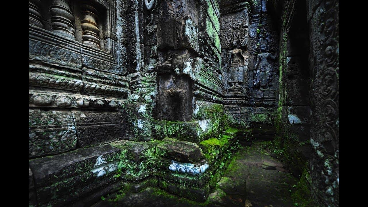 Храмы, затерянные в джунглях BBC, Discovery, National Geographic (HD Video)
