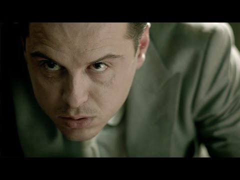 Moriarty And The Final Plan - The Reichenbach Fall - Sherlock - BBC
