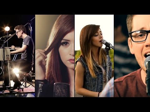 ALL Against The Current and Alex Goot Cover Collaborations -