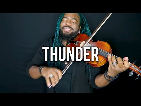 Cover Lagu DSharp - Thunder (Violin Cover) | Imagine Dragons STAFABAND